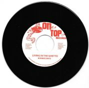 Ronnie Davis - Living In The Ghetto / Paradise Dub (On Top) 7""